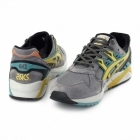 Asics GEL-KAYANO TRAINER Mens Trainers Grey/Gold Fusion