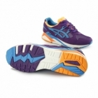 Asics GEL-KAYANO TRAINER Mens Trainers Purple/Atomic Blue
