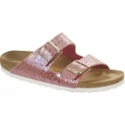 Birkenstock ARIZONA Ladies Mule Buckle Sandals Snake Rose