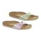 Birkenstock MADRID Ladies Buckle Sandals Graceful Mint