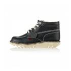 Kickers KICK HI Mens Leather Boots Navy