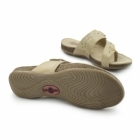 Earth Spirit PHOENIX Ladies Leather Sandals Biscuit