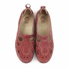 Earth Spirit LONG BEACH 2 Ladies Leather Sandal Shoes Red