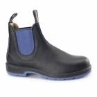 Blundstone 1403 Mens Leather Chelsea Boots Black Voltan