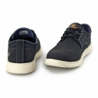 Skechers RELAXED FIT: STATUS-BORGES Mens Casual Trainers Black