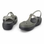 Crocs CARLIE CUT OUT Ladies TPU Clog Black