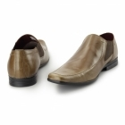 Red Tape HEDDON 2 Mens Leather Gusset Shoes Tan
