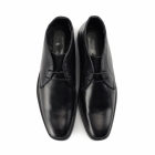 Red Tape WEXFORD Mens Leather Chukka Boots Black