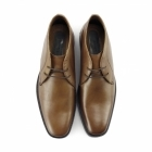 Red Tape WEXFORD Mens Leather Chukka Boots Tan
