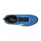 Skechers EQUALIZER - SETTLE THE SCORE Mens Trainers Blue/Black