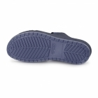 Crocs ANNA SLIDE Ladies Mule Sandals Navy/Bijou Blue