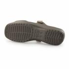 Crocs CORETTA Ladies Croslite Mule Sandals Espresso/Bronze