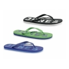 Jack & Jones JJLOGO Mens Toe Post Flip Flops Fern Green