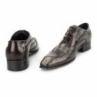 Gucinari MANAROLA Mens Leather Oxford Brogues Brown/Tobbaco