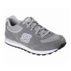 Skechers RETRO OG 82 Mens Suede Sports Trainers Grey