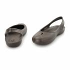 Crocs OLIVIA II Ladies Croslite Slingback Shoes Espresso