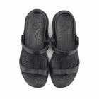 Crocs CLEO III Ladies Slip-On Sandals Black