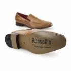 Rossellini RUNU KR2 Mens Faux Leather Loafers Brown