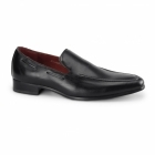 Rossellini RUNU KR2 Mens Faux Leather Loafers Black