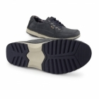 Chatham RYDER Mens Nubuck Casual Trainers Navy