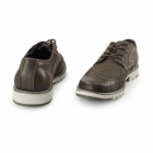 Chatham CHASE Mens Nubuck Derby Brogues Coffee