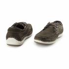 Chatham RUBBLE Mens Nubuck Lace Up Shoes Coffee