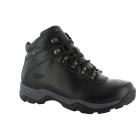 Hi-Tec EUROTREK III Mens WP Leather Walking Boots Black