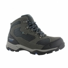 Hi-Tec STORM WP Ladies Waterproof Hiking Boots Charcoal/Graphite