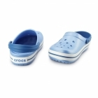 Crocs CROCBAND Unisex Croslite Clogs Bluebell/White