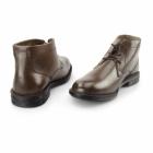 Roamers JACKSON Mens Leather Desert Boots Tan