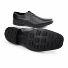 Kickers FEROCK LACE 2 Mens Leather Derby Shoes Black