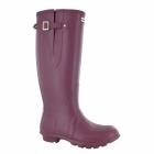 Hi-Tec NEO Ladies Waterproof Wellington Boots Plum