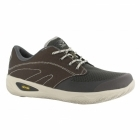 Hi-Tec V-LITE RIO QUEST I Mens Walking Trainers Olive/Stone