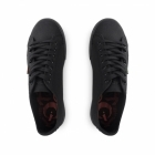 Kickers TOVNI LACER Mens Canvas Trainers Black