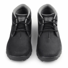 Skechers RELAXED FIT: BRAVER-HORATIO Mens Leather Chukka Boots Black