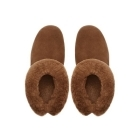 FitFlop™ MUKLUK SHORTY™ II Ladies Suede Warm Boots Chestnut