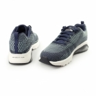 Skechers SKECH-AIR VARSITY Mens Sport Trainers Navy/Blue