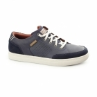 Skechers RELAXED FIT: ELVINO - LEMEN Mens Casual Trainers Navy
