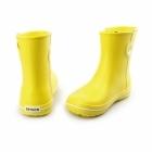 Crocs JAUNT SHORTY Ladies Short Wellington Boots Lemon