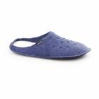 Crocs CLASSIC SLIPPER Unisex Mule Slippers Cerulean Blue/Oatmeal