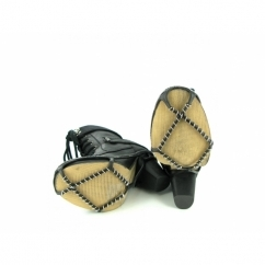 Womens Snow Chains For Heeled Boots And Shoes