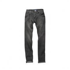 MESOA ANTI-FIT Ladies Tapered Leg Jeans Grey