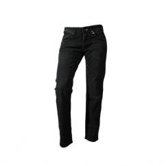 WINETTA FIT Ladies Boyfriend Jeans Black