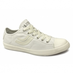 CAMDEN SHOE CORE Mens Canvas Shoes White