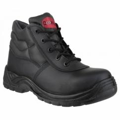 FS30c Unisex S3 SRC Safety Boots Black