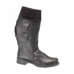 FS132 Mens SB HRO High Foundry Boots Black