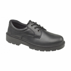 FS38C Unisex Composite S1 Safety Shoes Black