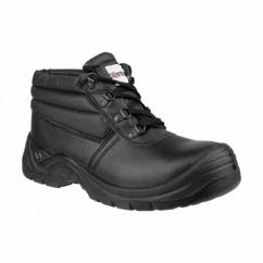 FS83 Mens Safety Chukka Boots Black