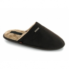 Classic Men's Mule Slippers Brown