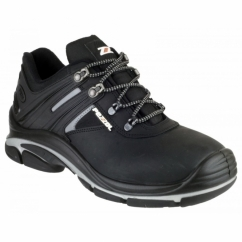 Tornado Low 565 Mens Safety Trainers Black